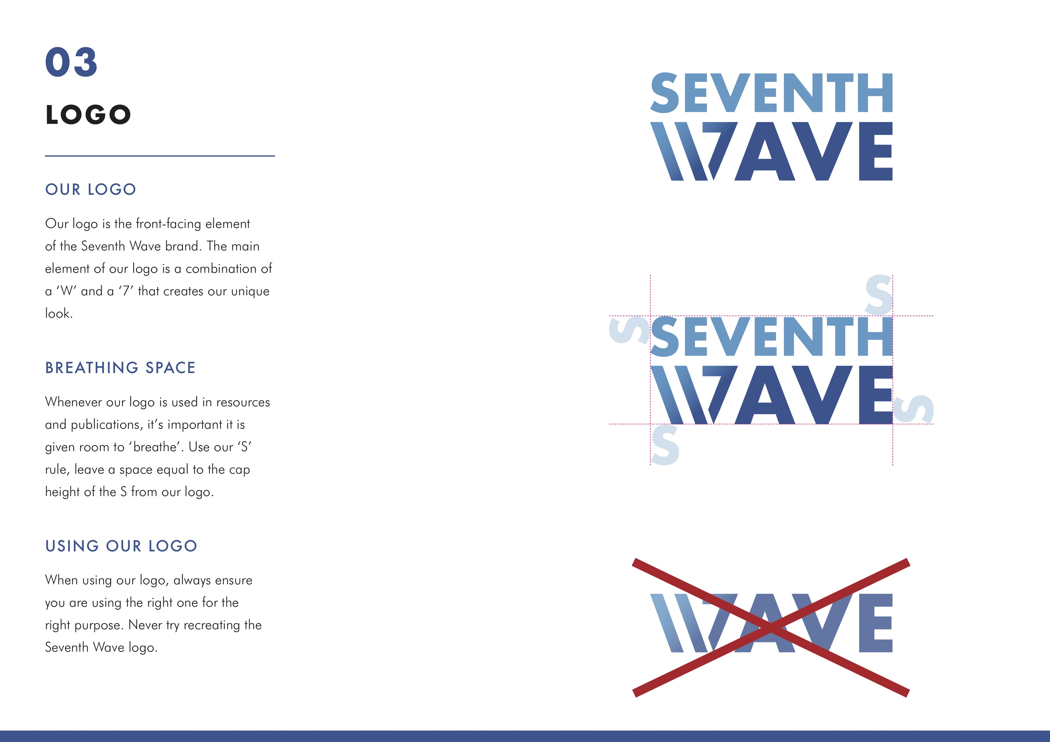 Seventh Wave Corporate Training Brand Guidelines