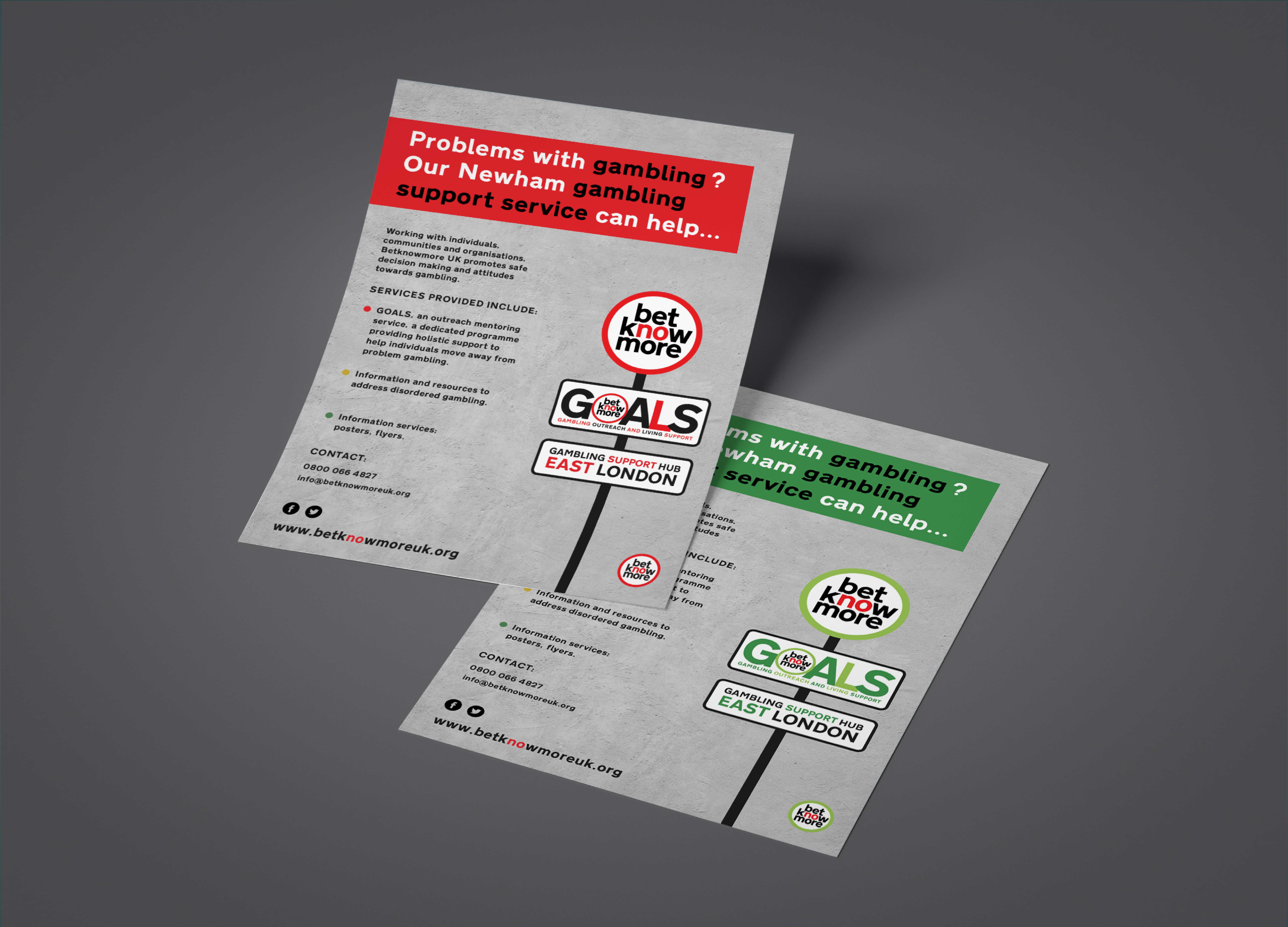 betknowmore leaflets