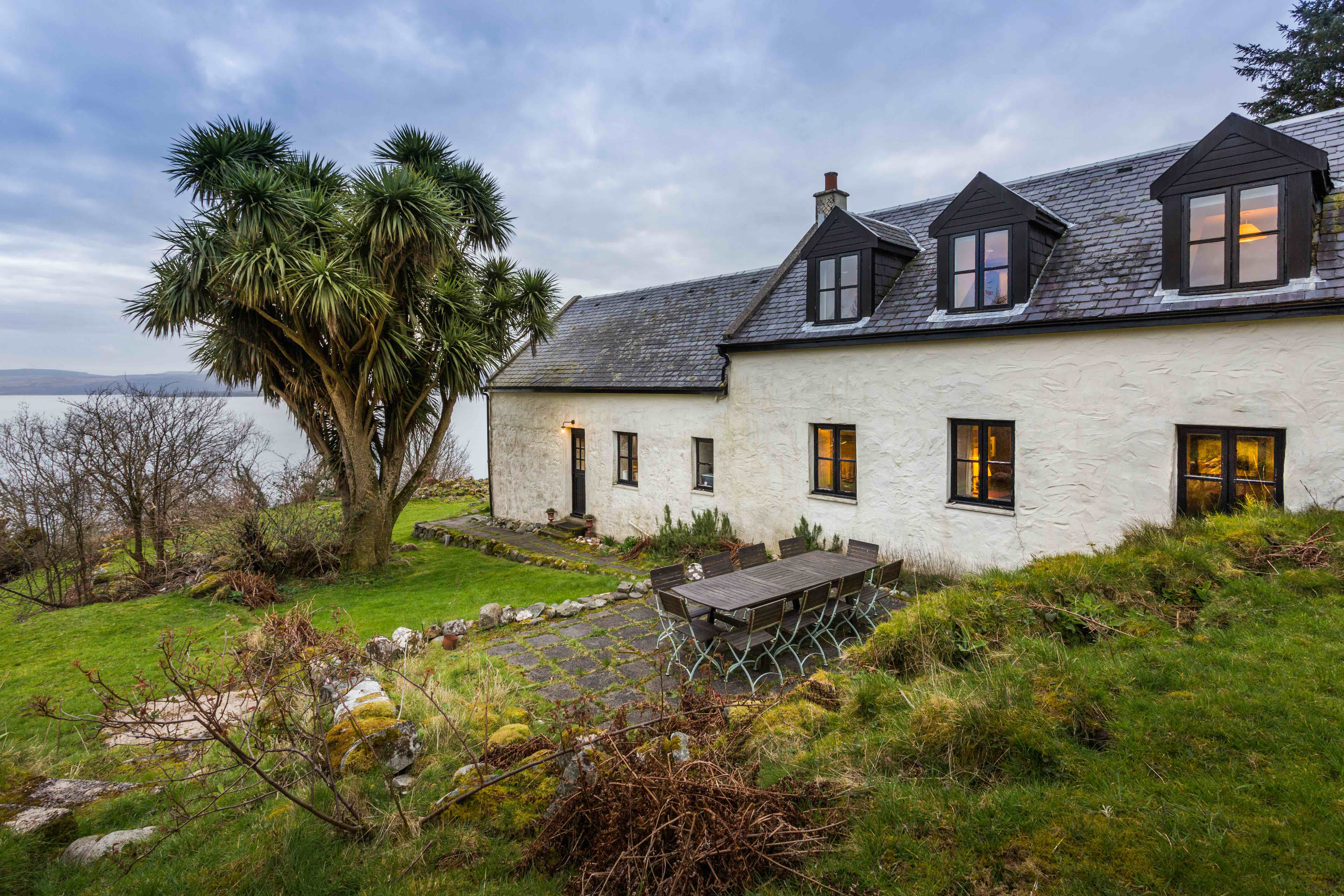 Arran Farmhouse