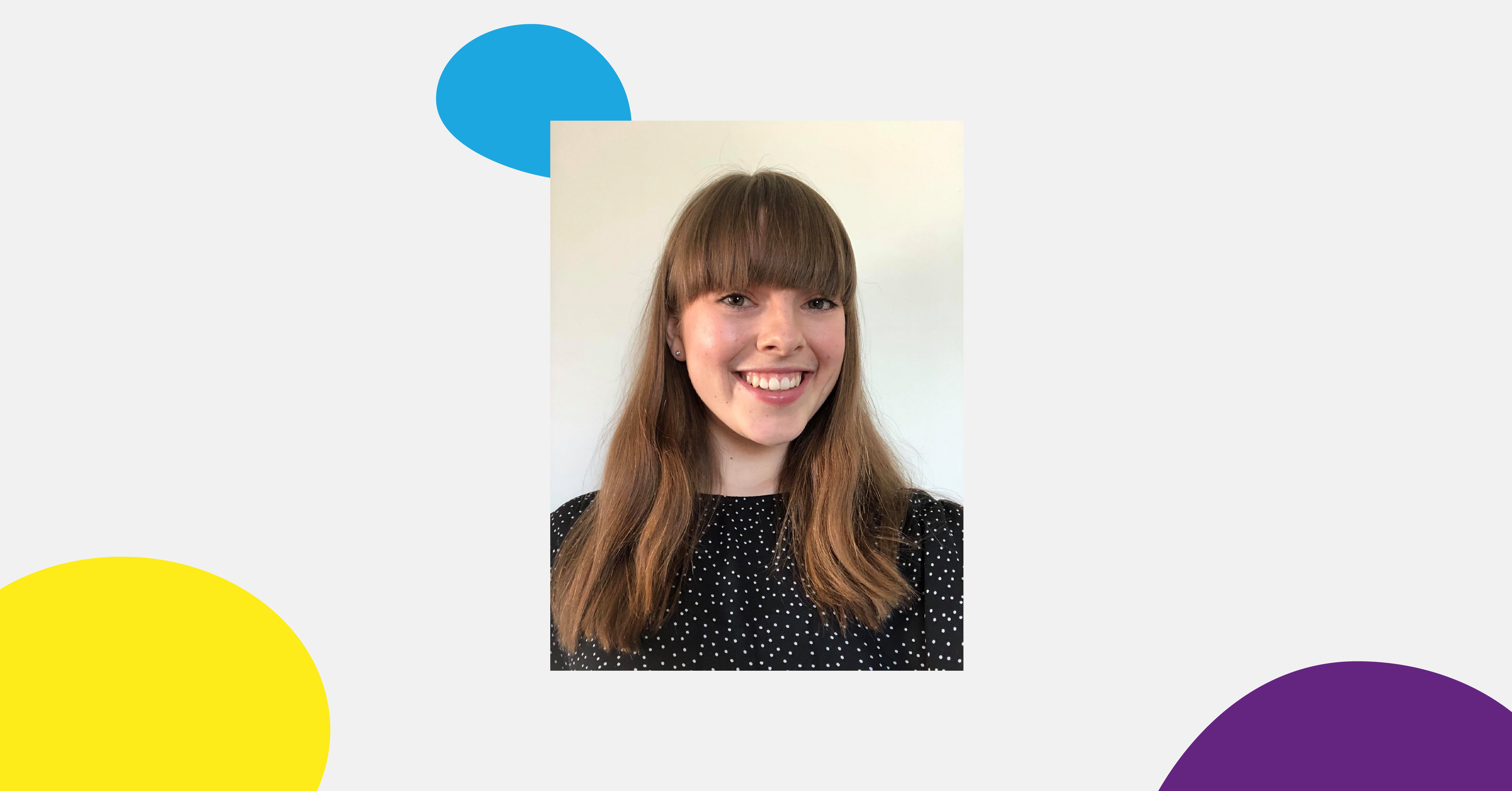 Welcome to the team, Katie!