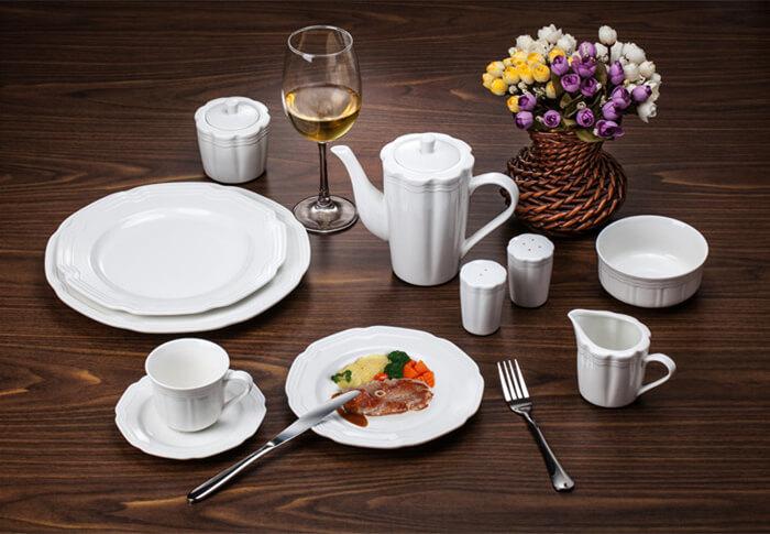Embassy Series Tableware