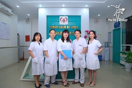 Giới thiệu về phòng khám nam khoa, phụ khoa 11 Thái Hà Hà Nội