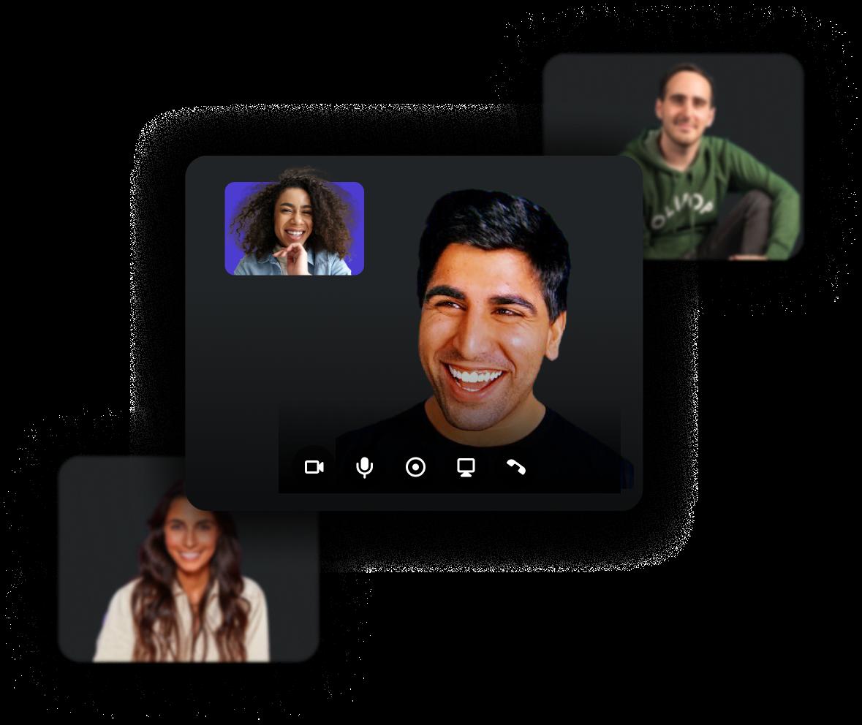 Nik Sharma, Eli Weiss, & Mayssa are top mentors on MentorPass!