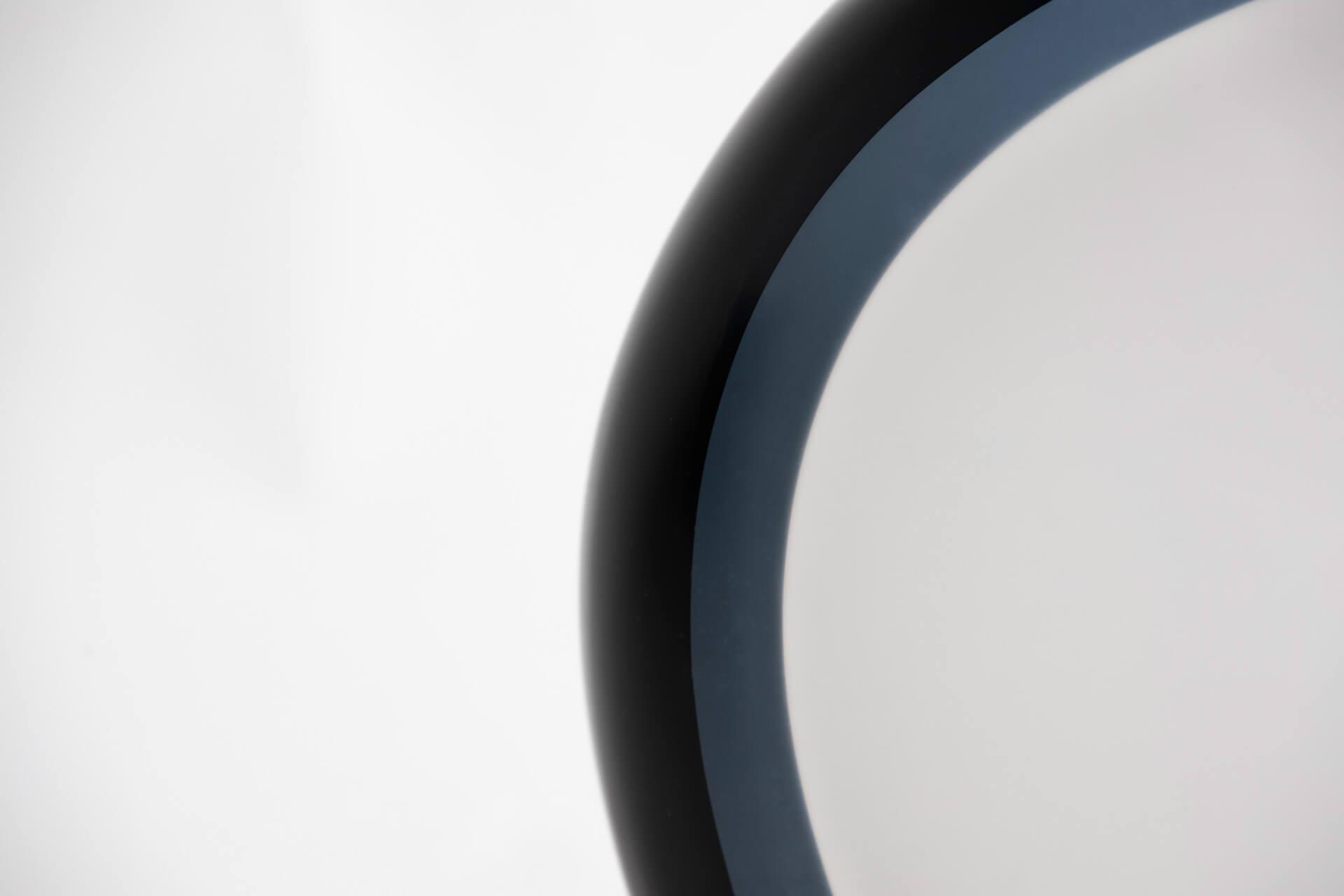 Glasmester, Holmegaard Værk, Noir et opaline, Nov Gallery, Genevé, Niedermann, Design, Jonas, KADK glass and ceramics