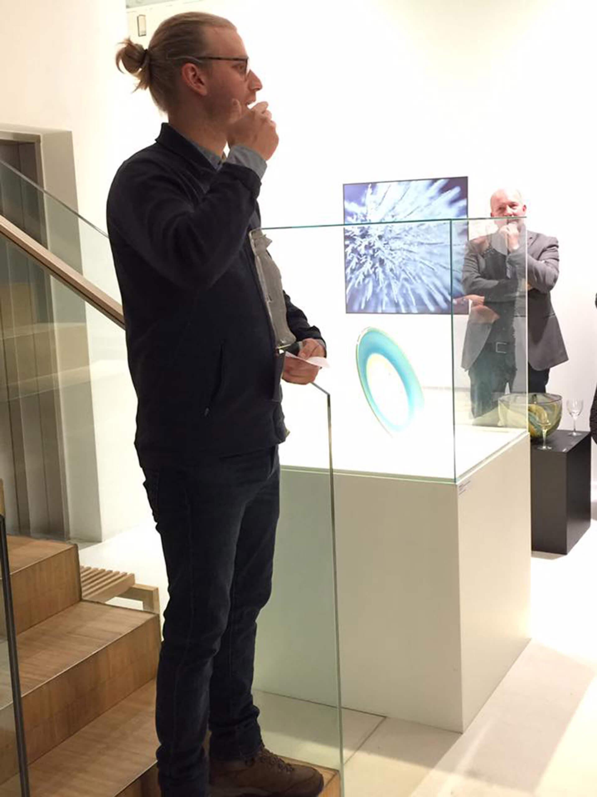 Jonas Noël Niedermann, Finn Lynggaard Legat 2020