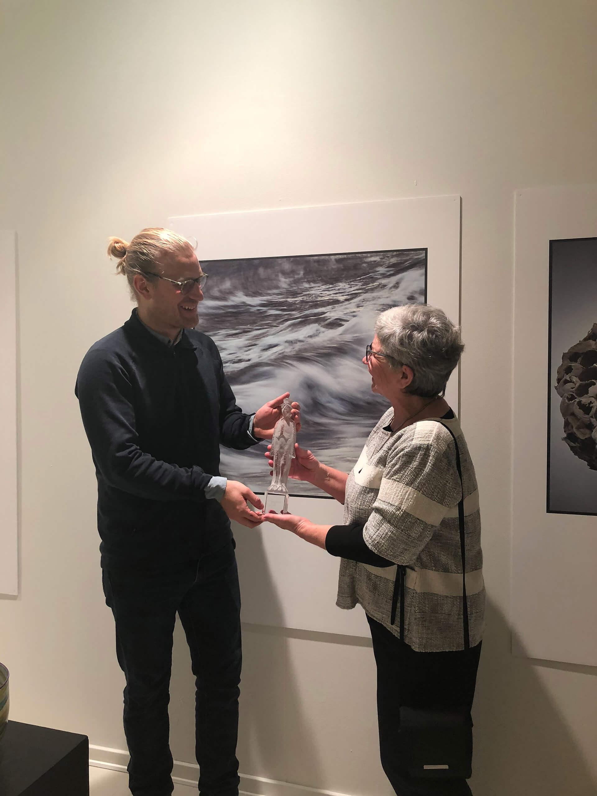 Tchai Munch, Jonas Niedermann, Legat Finn Lynggaard
