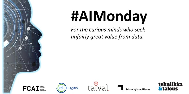 An Ode to AI: The 20th AI Monday in Helsinki
