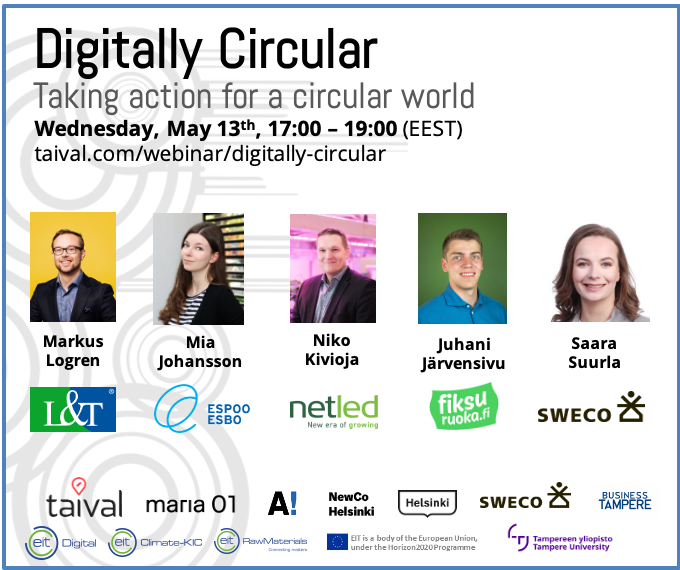 Digitally Circular webinar