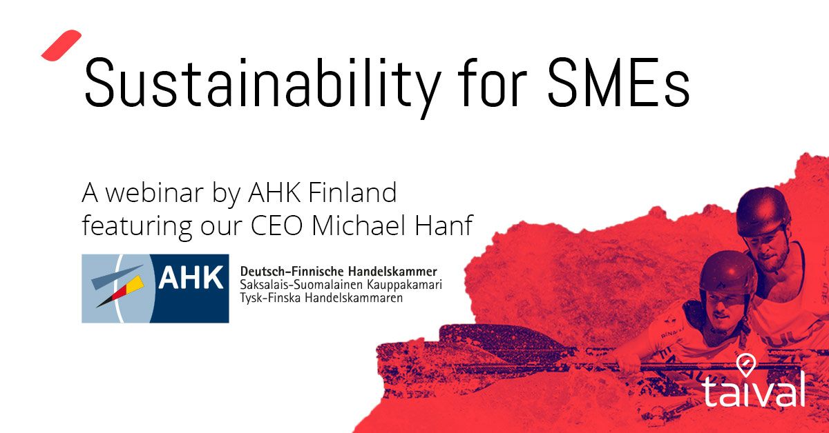 Sustainability for SME's
