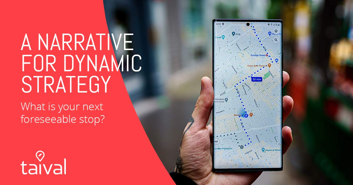 A Narrative for Dynamic Strategy