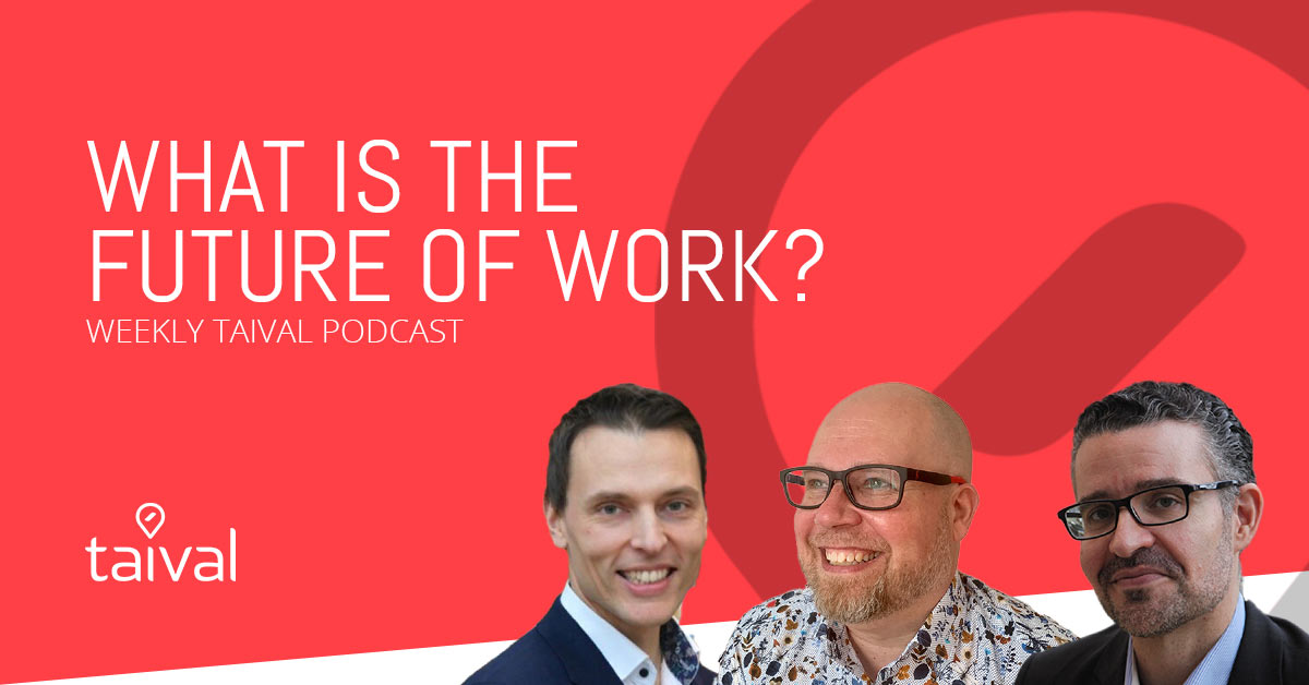 What is the future of work? - Weekly Taival episode 6
