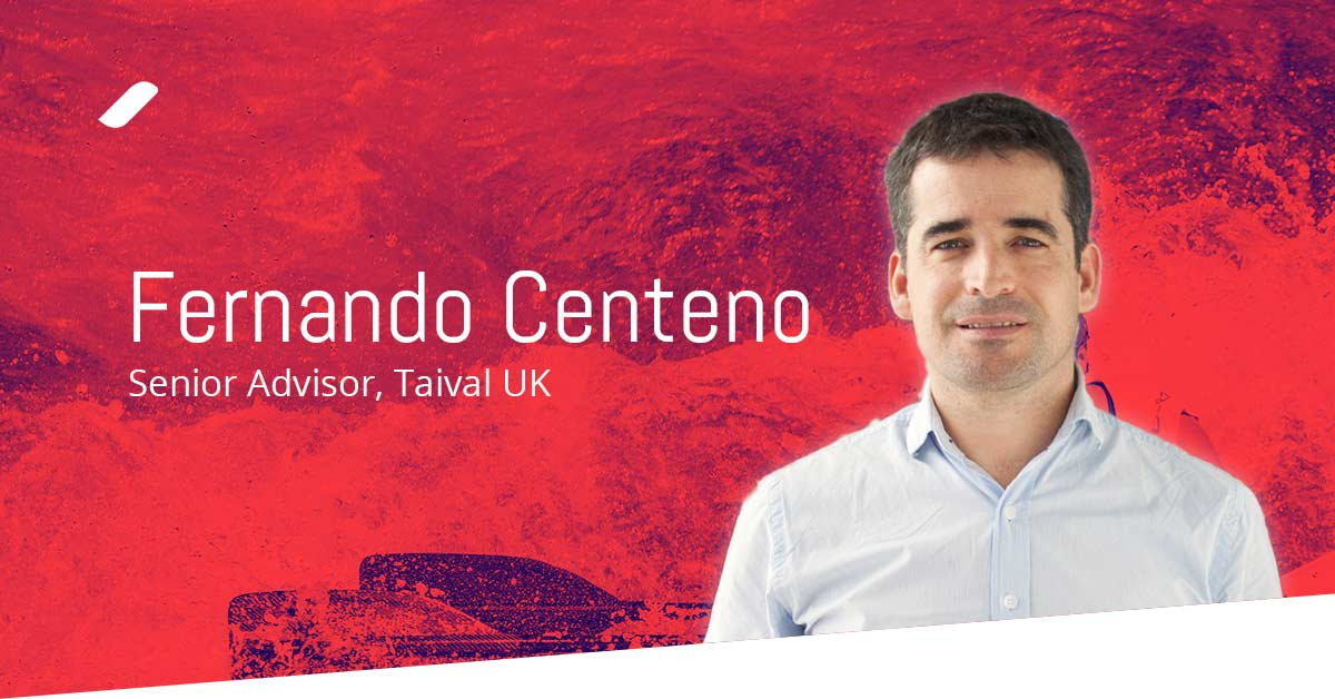 Welcome Fernando to the Taival team!