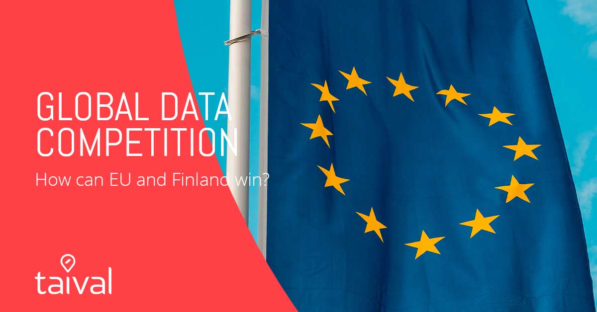 How Can Finland Win In The Global Data Competition?