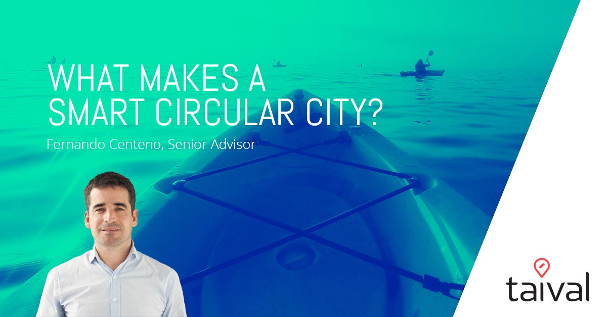 What makes a smart circular city?