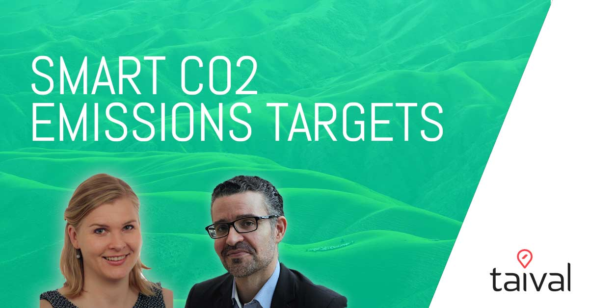 Smart CO2 emissions targets - Reinventing Strategy podcast