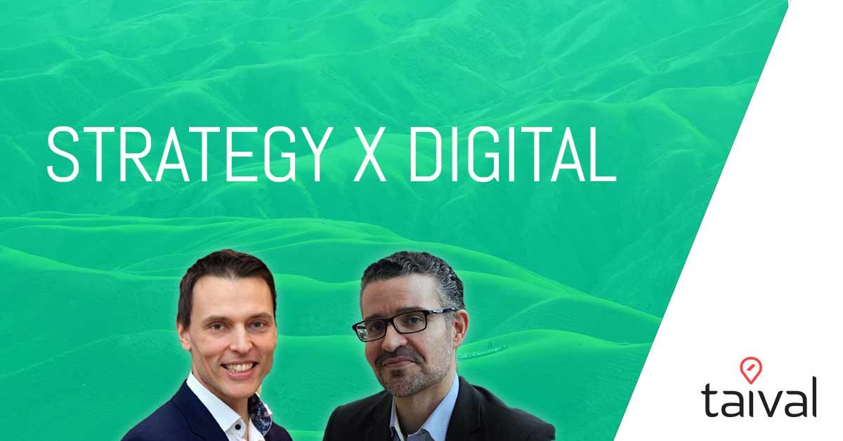 Strategy x Digital - Reinventing Strategy Podcast