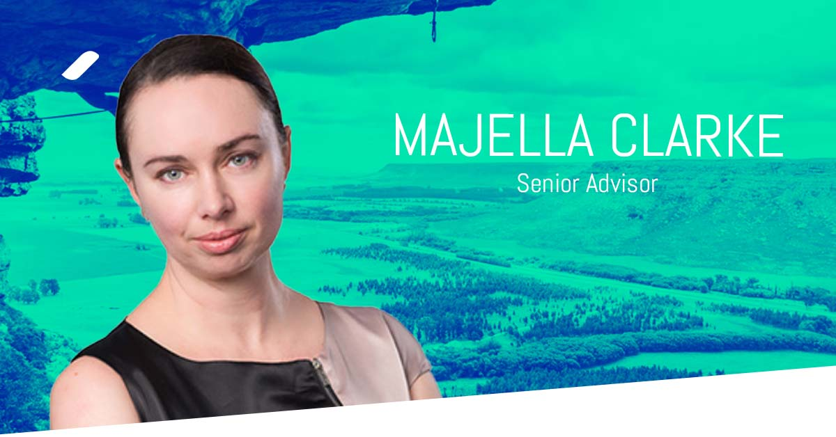 Welcome Majella Clarke to the Taival team!