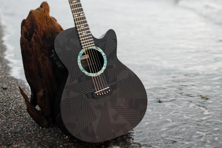 Carbon Fiber Guitars - Our Story