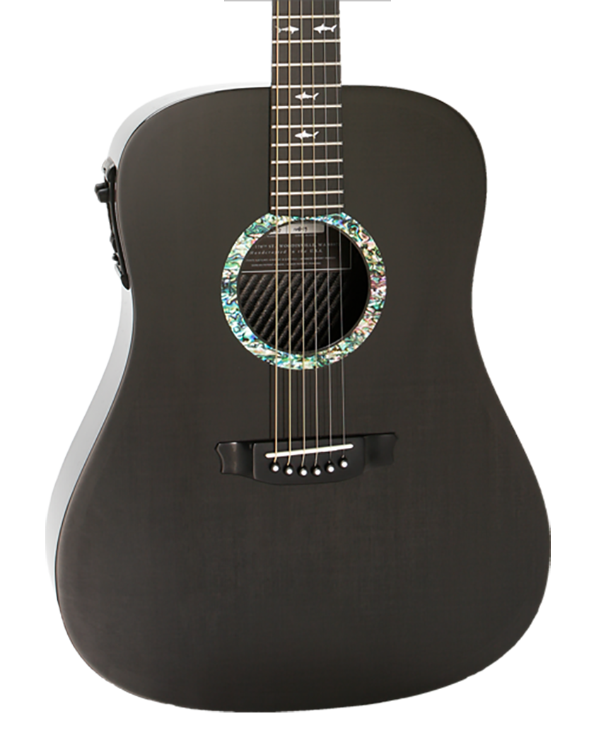 Dreadnought is the traditional workhorse of acoustic guitar music.