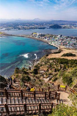 Spring in Korea, Busan & Jeju Island