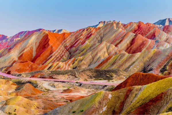 Inner Mongolia Tour + Rainbow Mountain