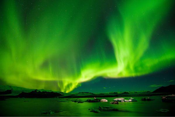 Aurora Hunting in Russia