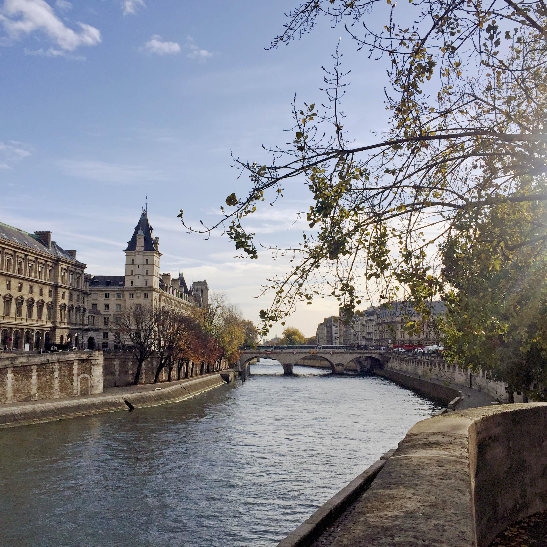 Discover the Seine with Elaine Sciolino