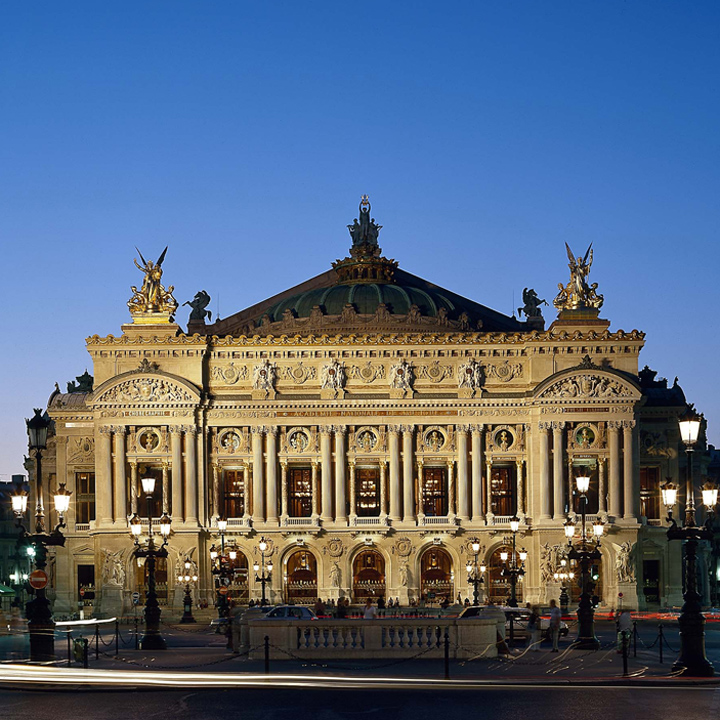 Les coulisses de l'Opéra de Paris
