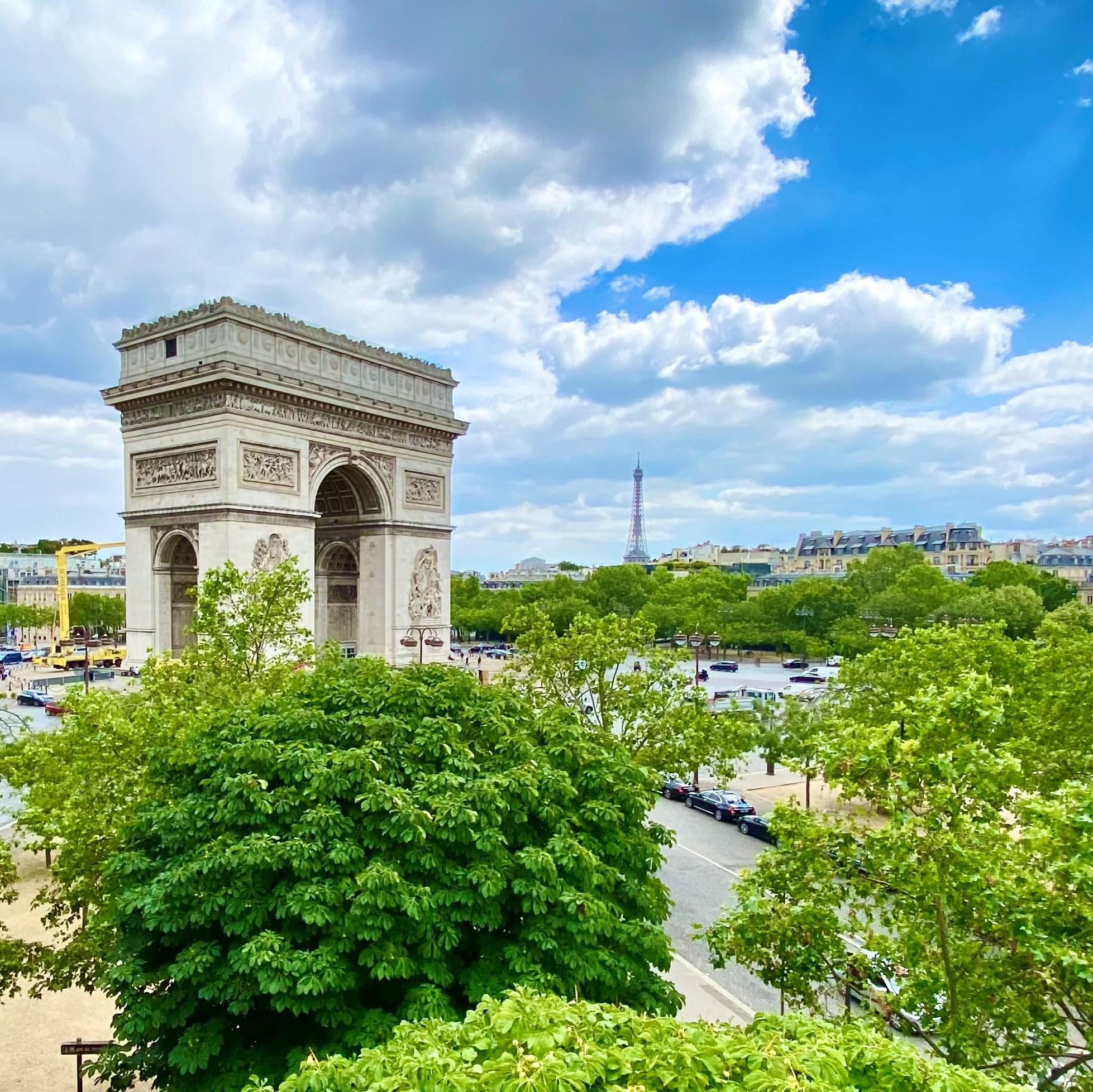 Arc de Triomphe: A Surprising History