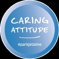 Logo Caring Attitude