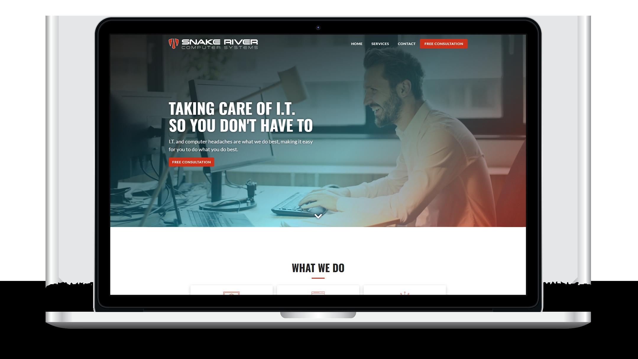 Computer I.T. Website