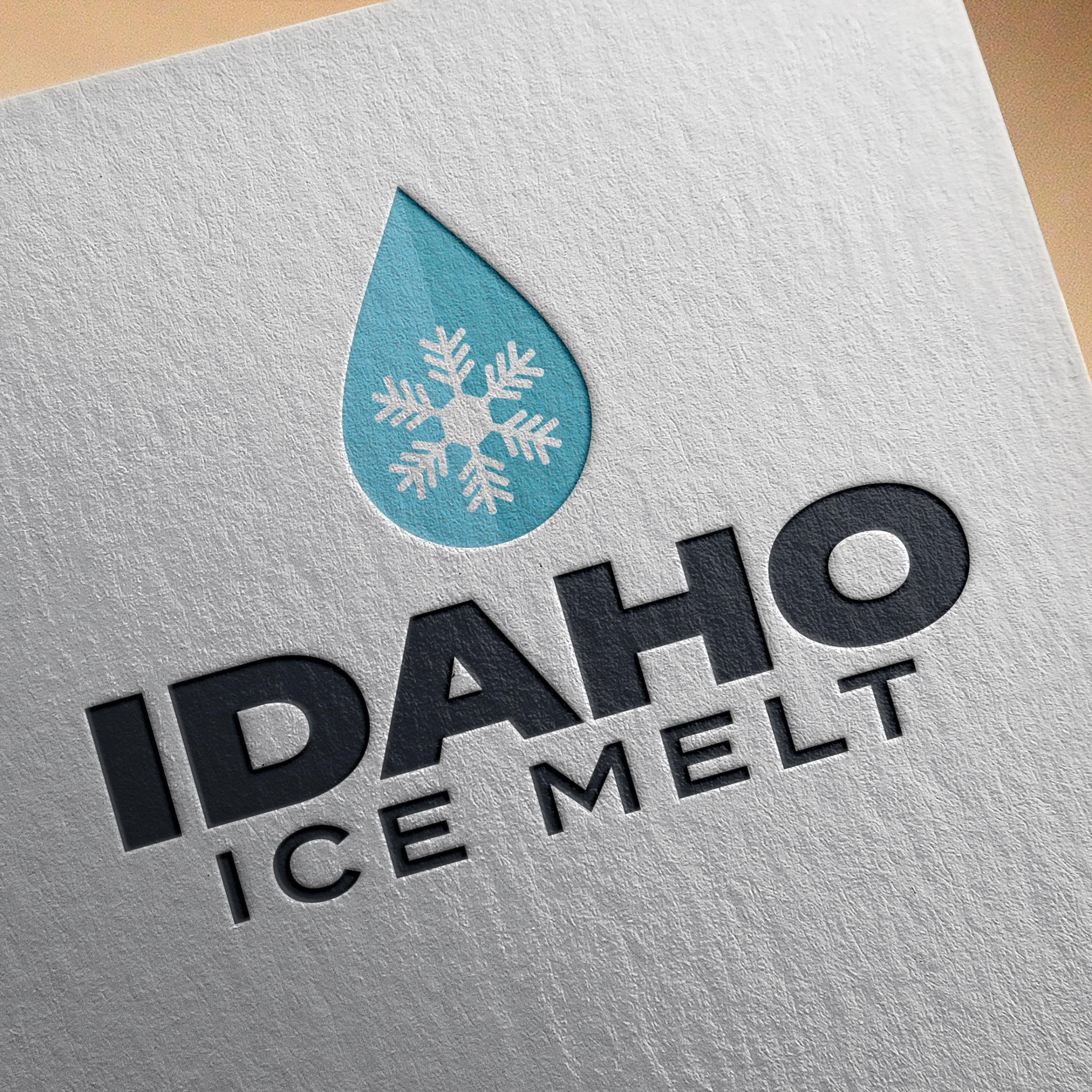 Idaho Ice Melt Logo