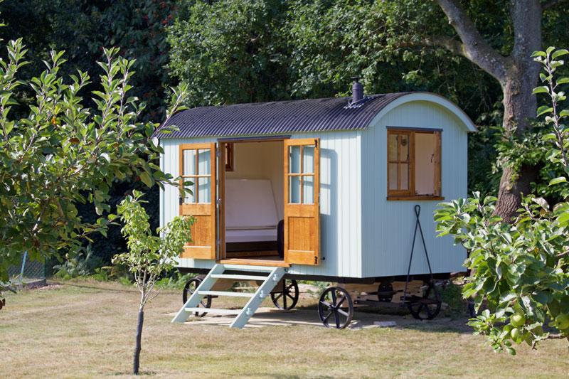 The Oak Joinery Hut