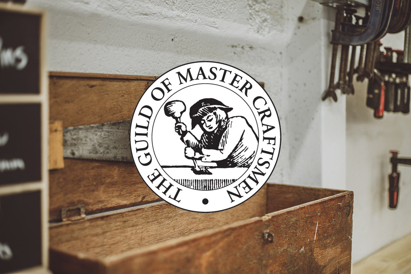 Proudly accredited members of The Guild of Master Craftsmen