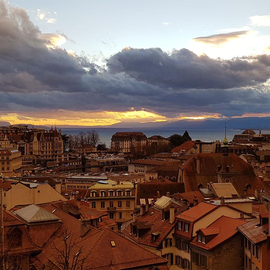 Organisation de mariages à Lausanne