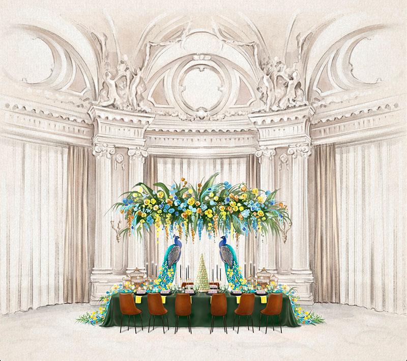 Concept wedding designer suisse