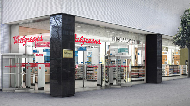 Walgreens - Retail