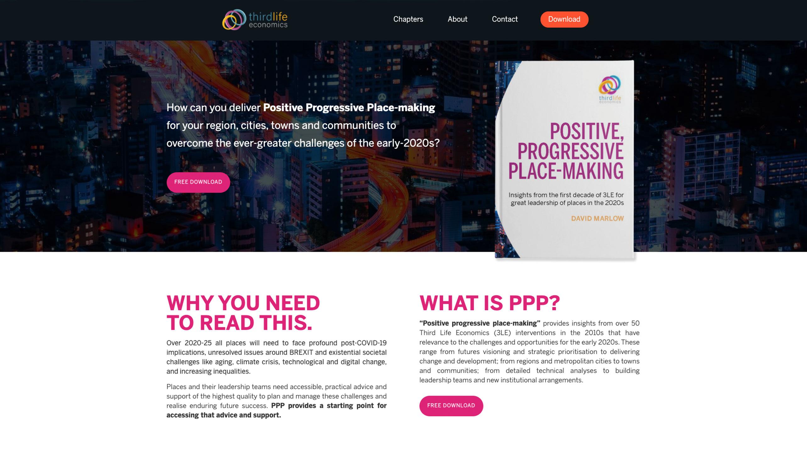 3LE Website Image