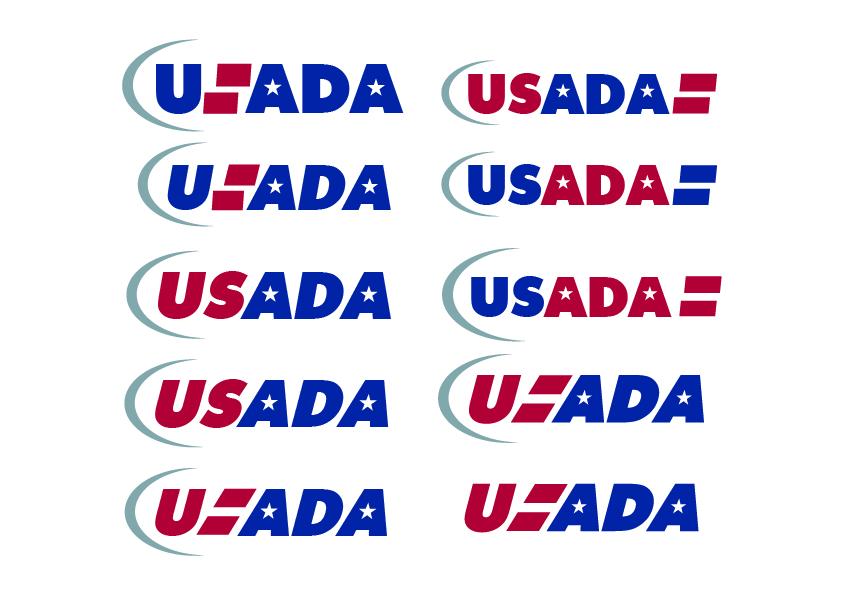 USADA Logos
