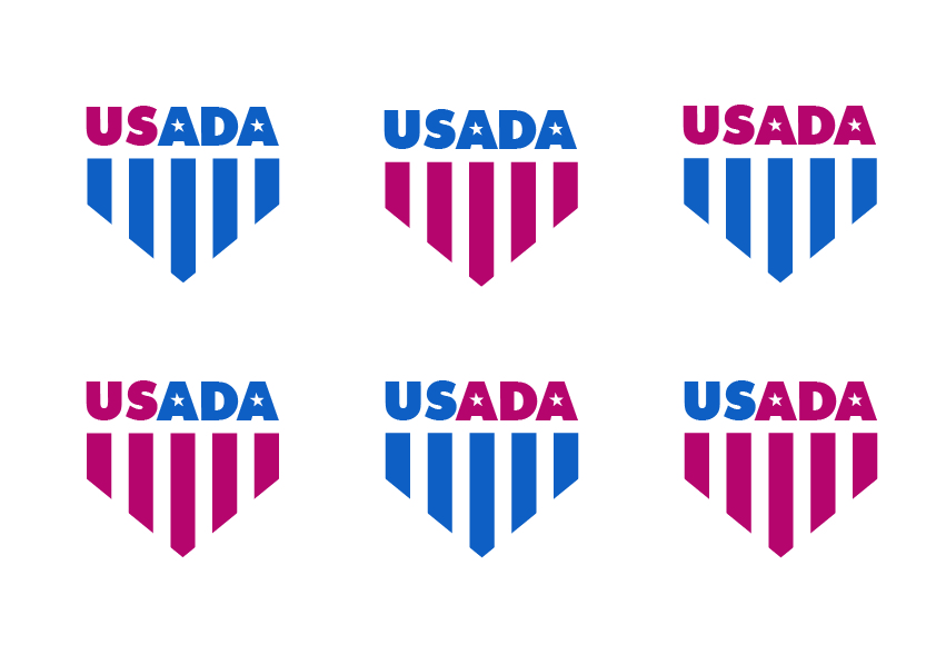 USADA Logo Ideas