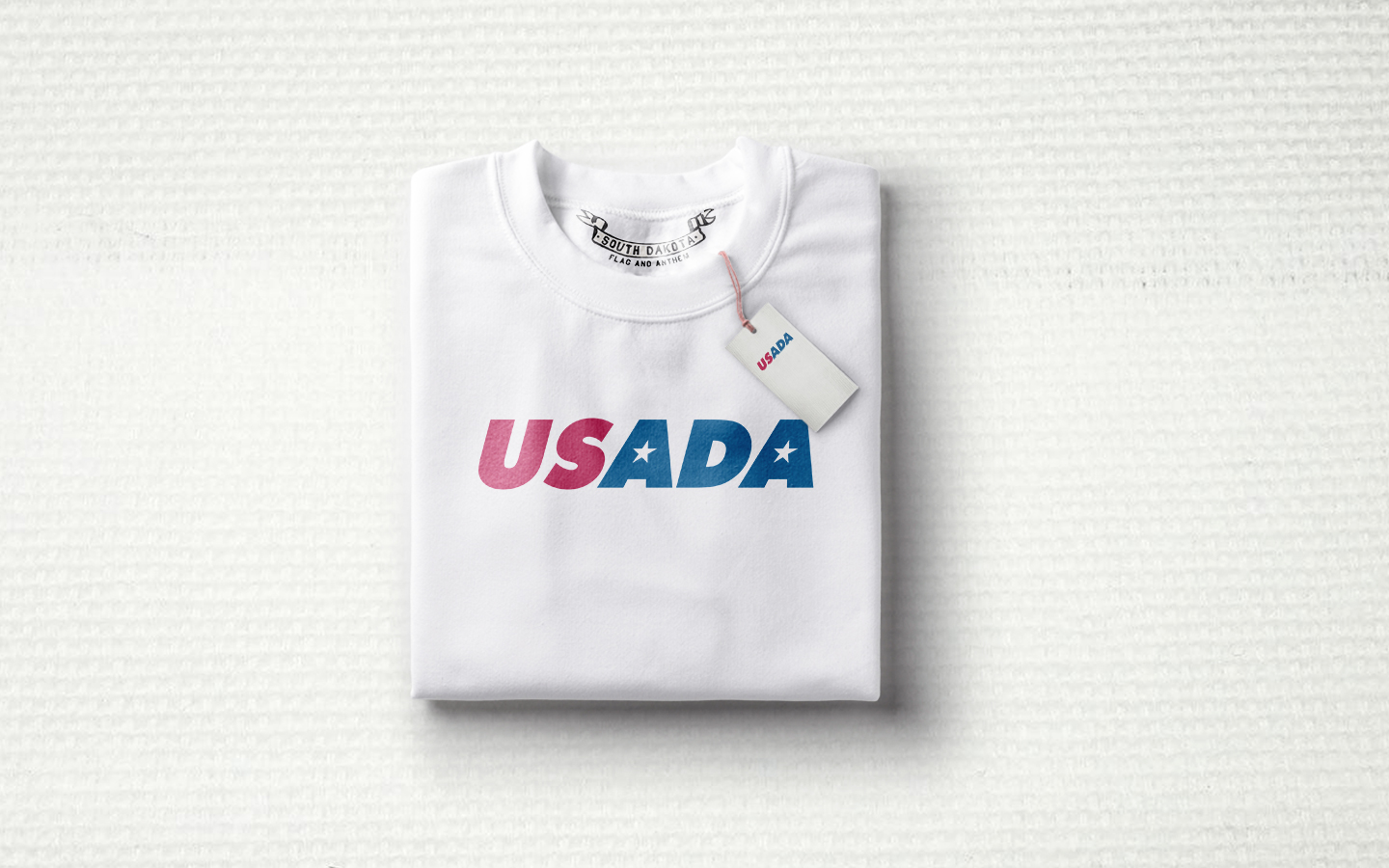 USADA T-shirt Design