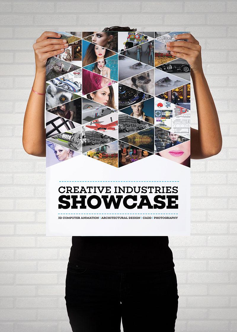 Creative Showcase Poster