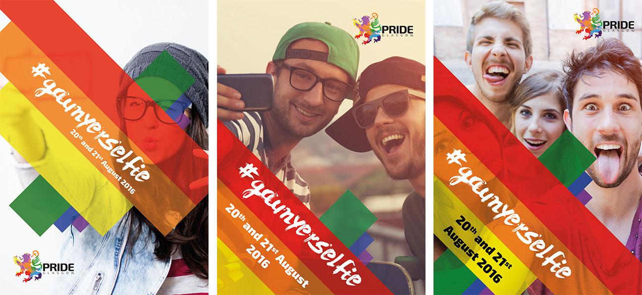 Pride Glasgow Posters