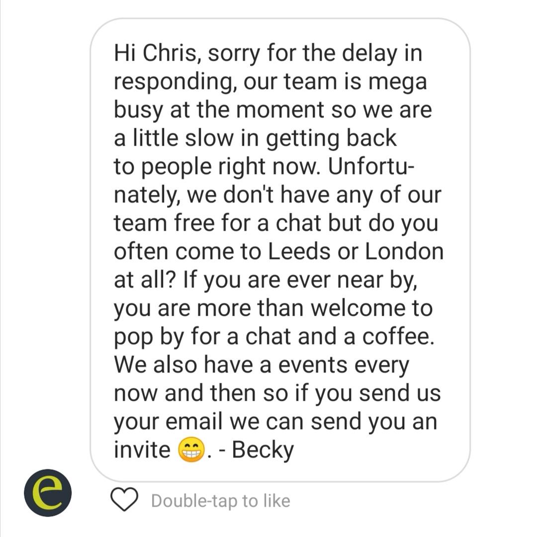 mlone instagram email response