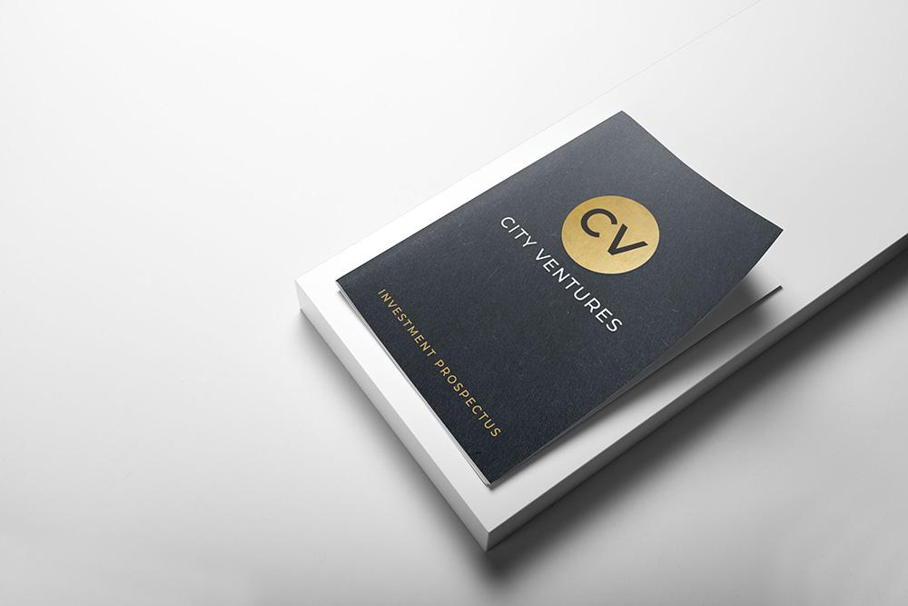 City Ventures Brochure Cover