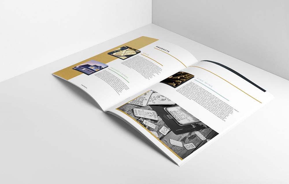 City Ventures Brochure Inside