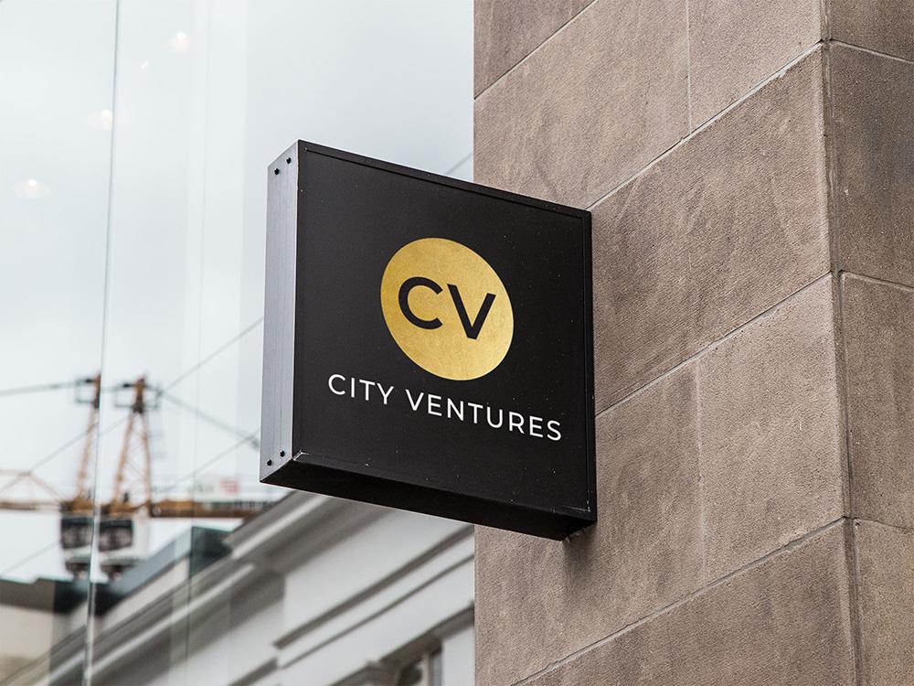 City Ventures Logo