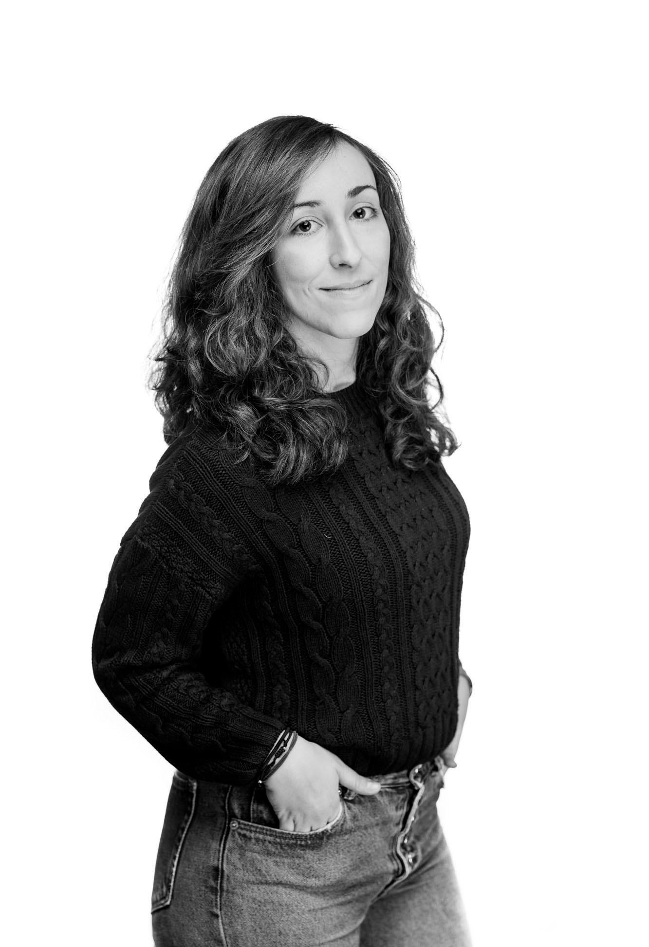 Miriam Bellon Portrait