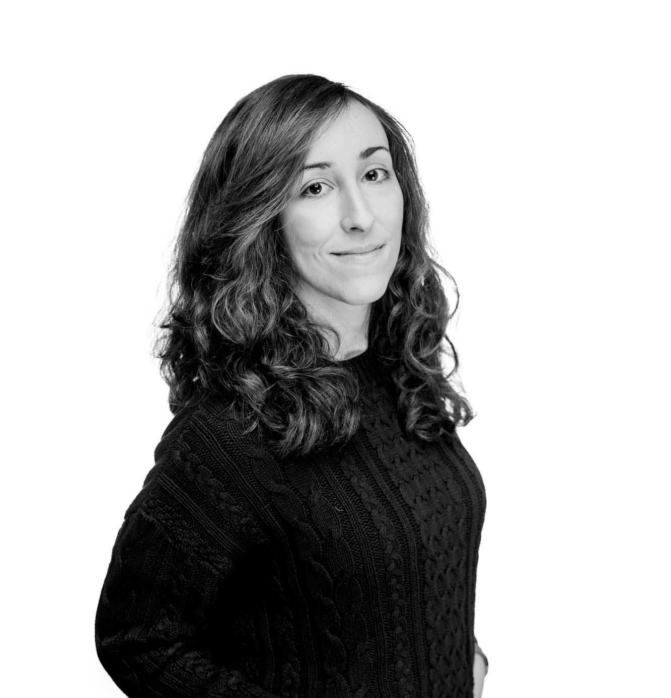 Miriam Bellon Porttrait