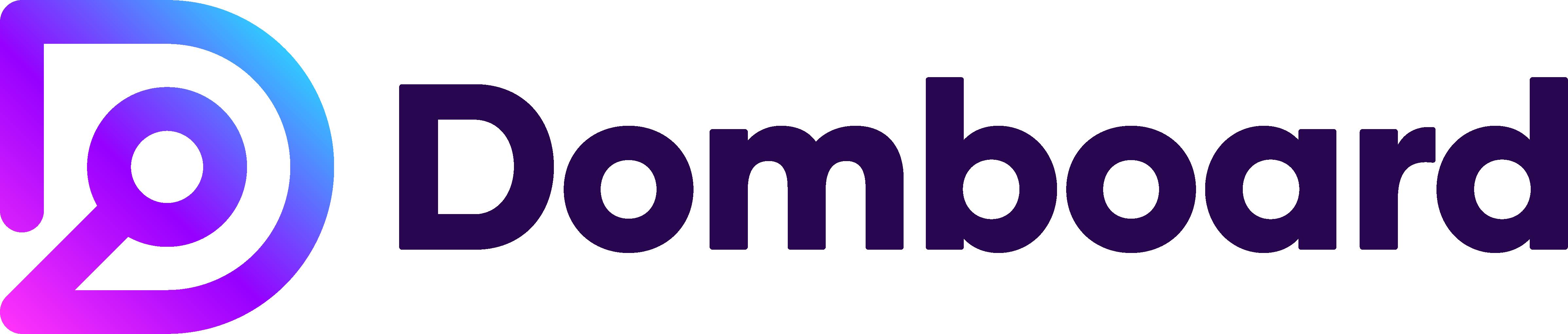 Domboard Logo
